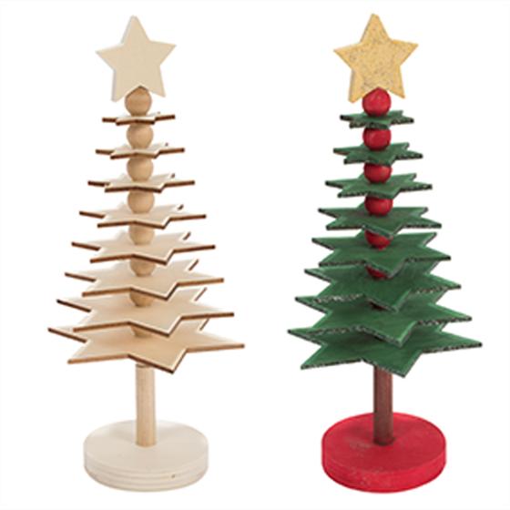 Εικόνα της Τρισδιάστατο χριστουγεννιάτικο δέντρο