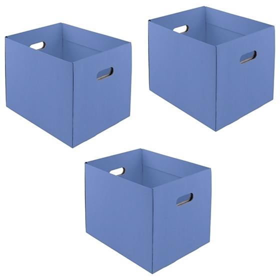Εικόνα της Μεγάλα χάρτινα κουτιά αποθήκευσης