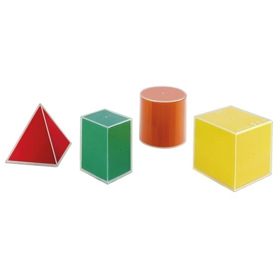 Εικόνα της Ανάπτυγμα γεωμετρικών σωμάτων
