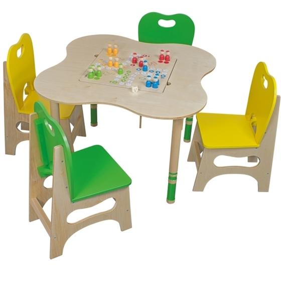 """Εικόνα της Τραπέζι και καρέκλες """"Play corner"""""""