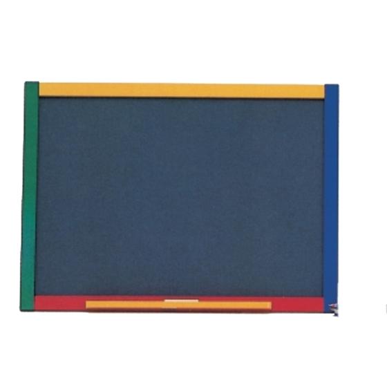 Εικόνα της Ξύλινος πίνακας κιμωλίας -μαρκαδόρου