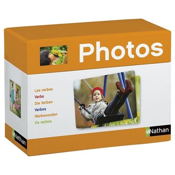 """Εικόνα της Κουτί φωτογραφιών """"Ρήματα"""""""