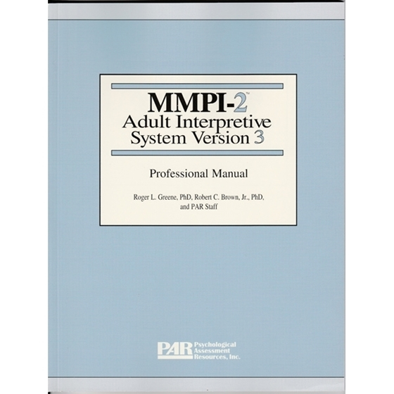 Εικόνα της MMPI-2