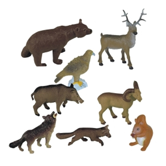 Εικόνα της Ζώα Δάσους