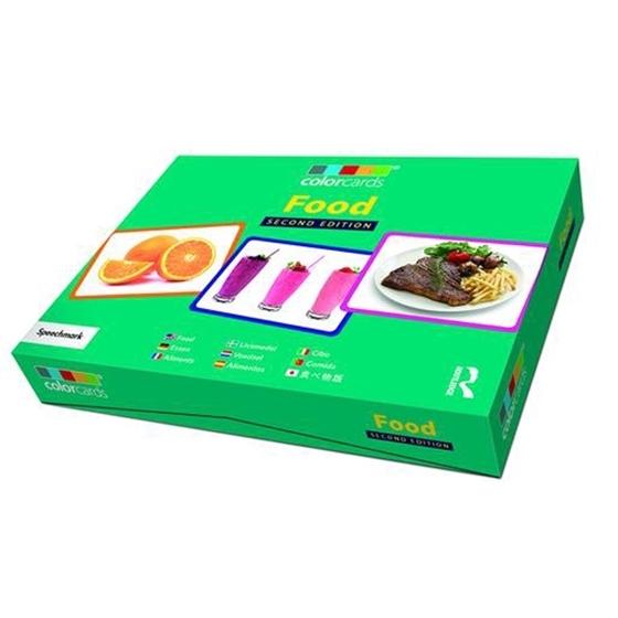 """Εικόνα της Colorlibrary """"Food""""  2η έκδοση"""