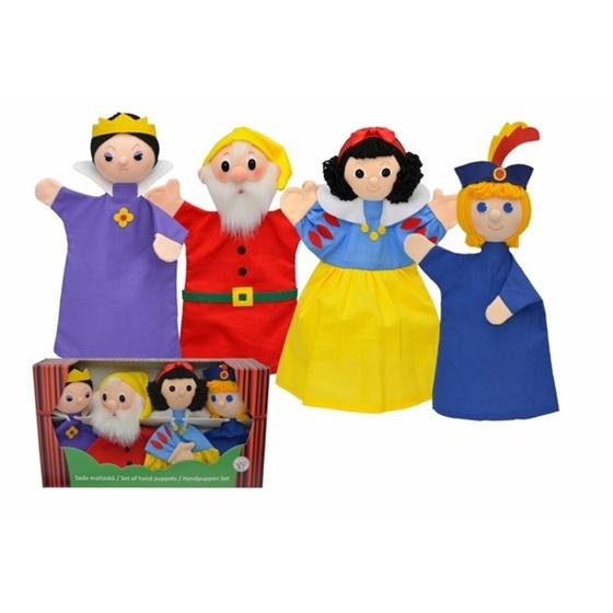 Εικόνα της Κούκλες κουκλοθεάτρου «Χιονάτη».