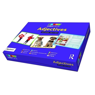 Εικόνα της Adjectives 2nd edition
