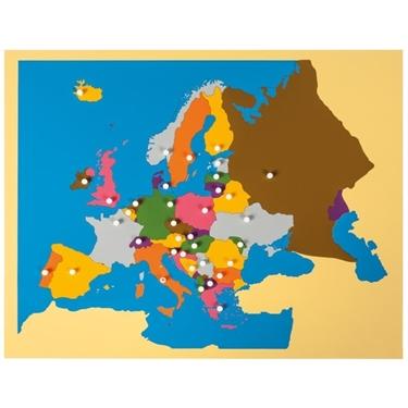 Εικόνα της Puzzle Map : Europe
