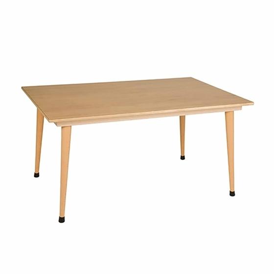 """Εικόνα της Ορθογώνιο τραπέζι ψηλό """"Montessori"""""""