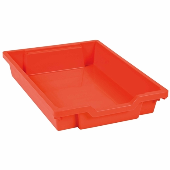 """Εικόνα της Συρτάρι αποθήκευσης κόκκινο """"Montessori"""""""