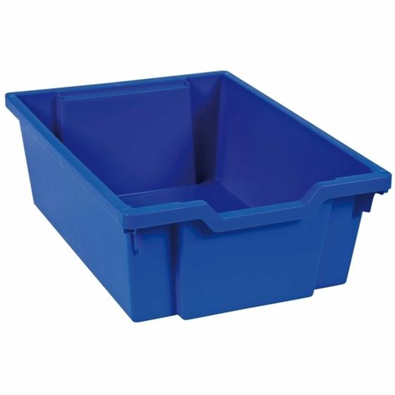 """Εικόνα της Συρτάρι αποθήκευσης μπλε βαθύ """"Montessori"""""""