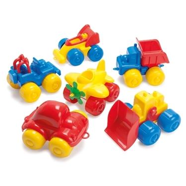 Εικόνα της Μικρό πλαστικό οχήμα