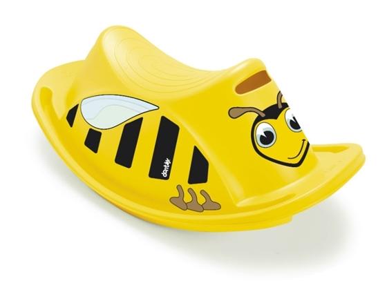 """Εικόνα της Μονή πλαστική τραμπάλα μέλισσα"""""""