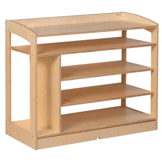 """Εικόνα της Ραφιέρα ανοιχτή """"Montessori"""""""