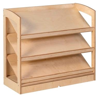 """Εικόνα της Βιβλιοθήκη κλειστή """"Montessori"""""""