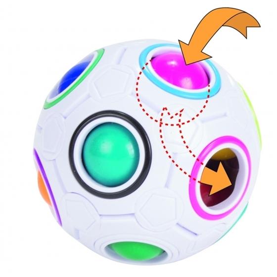 Εικόνα της Χρωματιστή μπάλα δεξιοτεχνίας