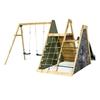Εικόνα της Wooden Climbing Pyramid