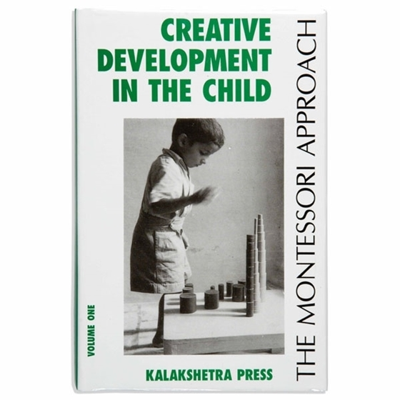 Εικόνα της Creative Development In The Child: Volume 1