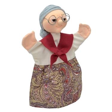 """Εικόνα της Γαντόκουκλα """"Γιαγιά"""""""
