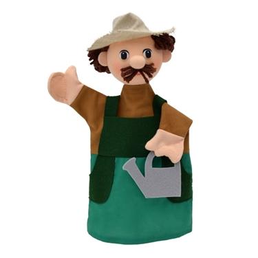 """Εικόνα της Γαντόκουκλα επαγγέλματα """"Κηπουρός"""""""