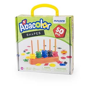 Εικόνα της Abacolor shapes