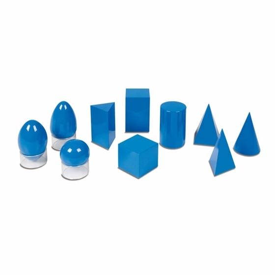 Εικόνα της The Geometric Solids