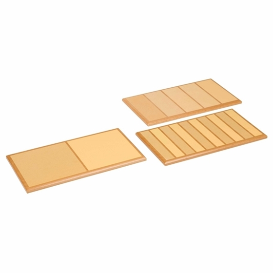 Εικόνα της Rough And Smooth Boards Set