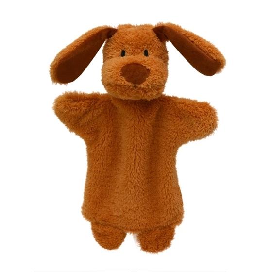 """Εικόνα της Γαντόκουκλα """"Σκύλος με μακρυά αυτιά"""""""