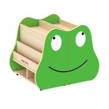 Εικόνα της  Βάτραχος-Θήκη βιβλίων