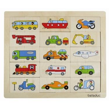 Εικόνα της Match and Mix Οχήματα