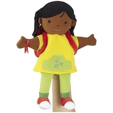 Εικόνα της Βαμβακερή κούκλα Αφρικάνα