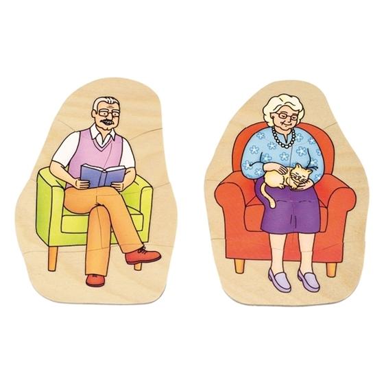 Εικόνα της Γιαγιά και Παππούς