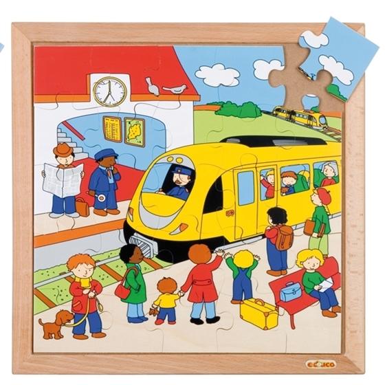 Εικόνα της Σιδηροδρομικός Σταθμός