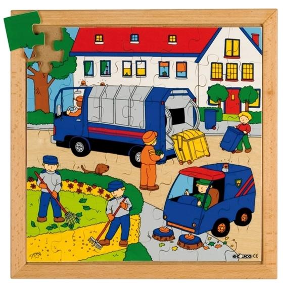 Εικόνα της Μάζεμα Σκουπιδιών