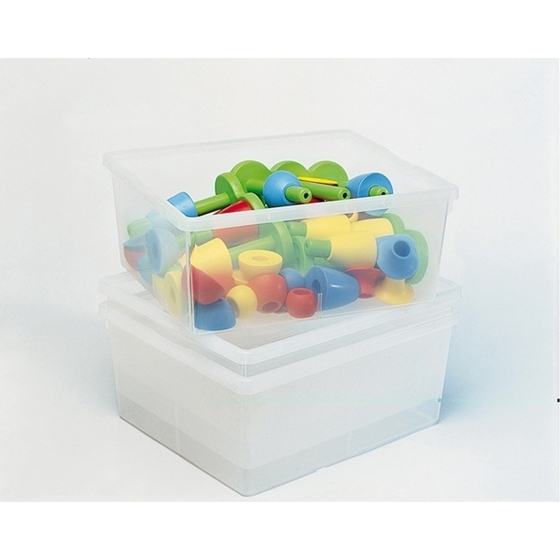 Εικόνα της Βαθιά Διαφανή Πλαστικά Κουτιά