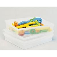 Εικόνα της Διαφανή Πλαστικά Κουτιά