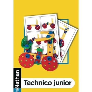 Εικόνα της Kάρτες Technico Junior