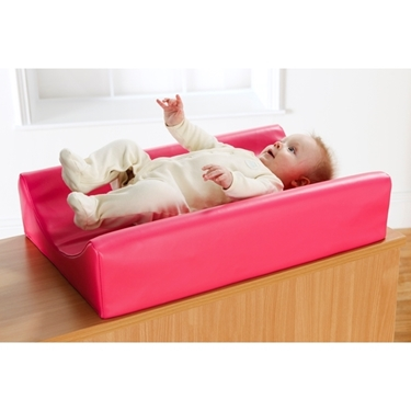 Εικόνα της Αναπαυτική αλλαξιέρα μωρού ρωζ