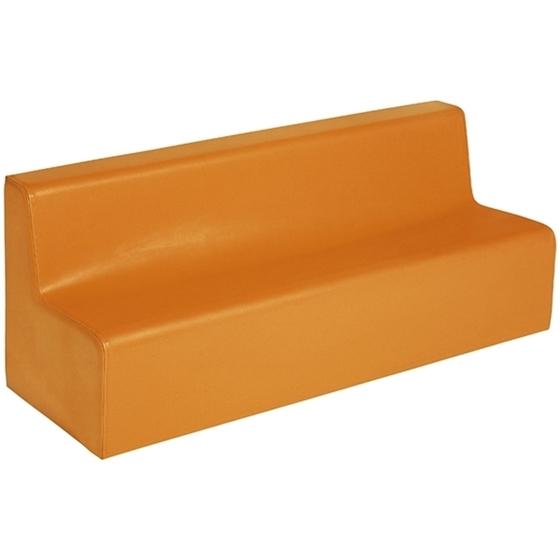 Εικόνα της Καναπές Πορτοκαλί