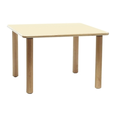 Εικόνα της Ξύλινο Τετράγωνο Τραπέζι