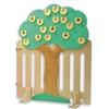 Εικόνα της Ξύλινο Παρουσιολόγιο Δέντρο με φράχτη