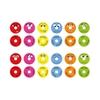 Εικόνα της Τρόλεϊ με 12 Μαξιλαράκια Χρωμάτων & Συναισθημάτων (στα Αγγλικά)