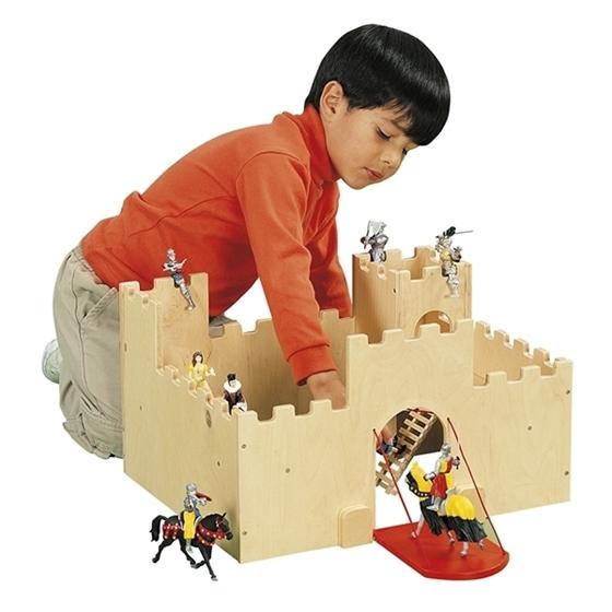Εικόνα της Ξύλινο Κάστρο