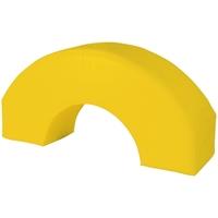 Εικόνα της Μισή ρόδα κίτρινη