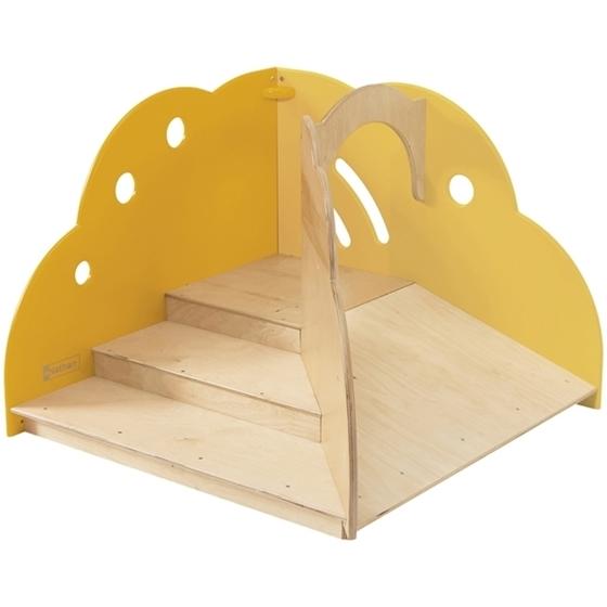 Εικόνα της Γωνία με σκαλοπάτια.