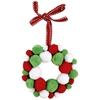 Εικόνα της Χριστουγεννιάτικα pom-pons.