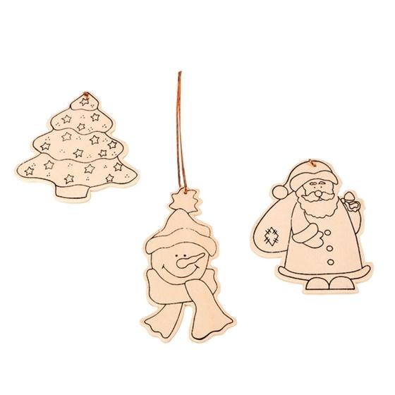 Εικόνα της Χριστουγεννιάτικα στολίδια