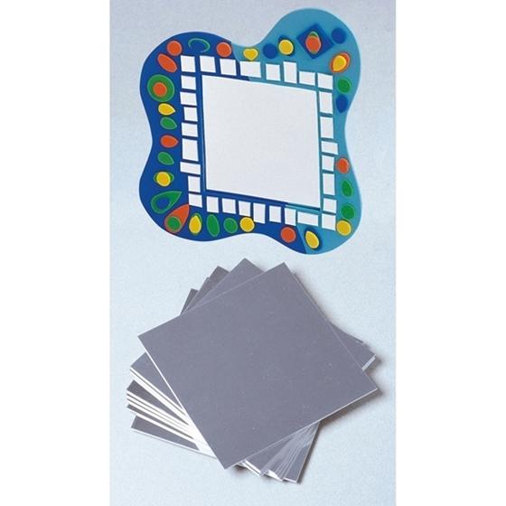 Εικόνα της Τετράγωνοι Καθρέφτες