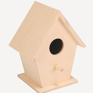 Εικόνα της Ξύλινη Φωλιά Πουλιού
