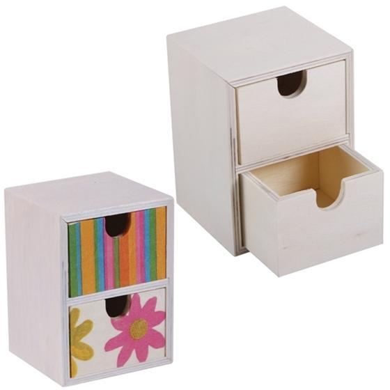 Εικόνα της Ξύλινα Κουτάκια Διακόσμησης